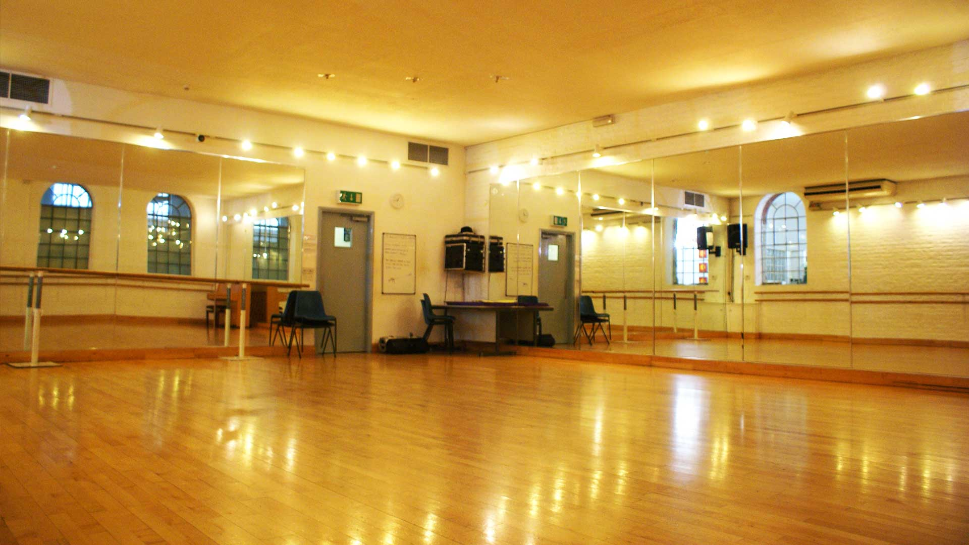 studio hire in Cambridge