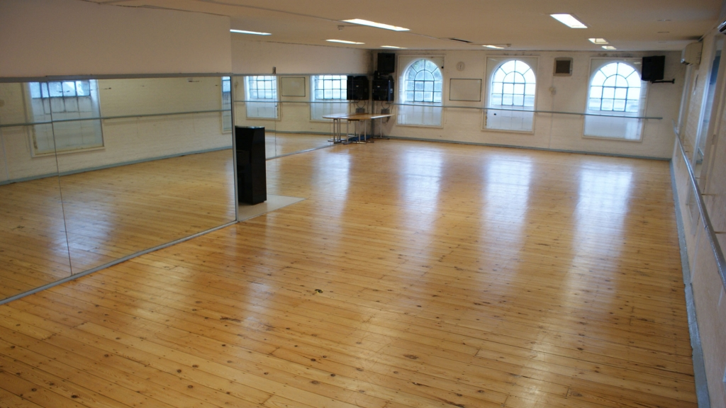 Bodywork studio hire cambridge
